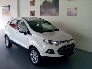 Ford EcoSport 1.5 Titanium auto - Image 1