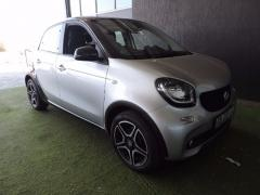 Smart Forfour Prime + Urban Style