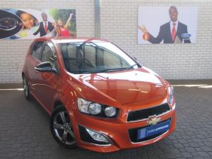 Chevrolet Sonic hatch 1.4T RS - Image 1
