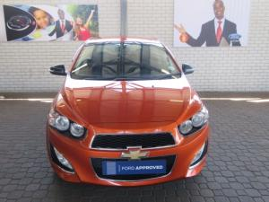Chevrolet Sonic hatch 1.4T RS - Image 2