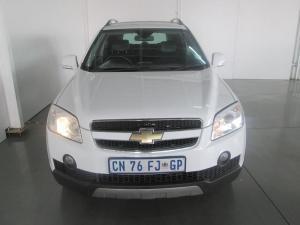 Chevrolet Captiva 2.0D LTZ 4X4 - Image 2