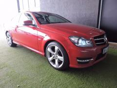 Mercedes-Benz C250 CDi BE Coupe automatic