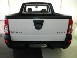 Nissan NP200 1.5 DCi Safety PackS/C - Image 4