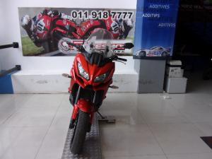 Kawasaki KLE 650 Versys - Image 4