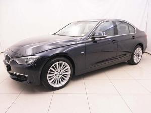 2015 BMW 320i Luxury Line automatic