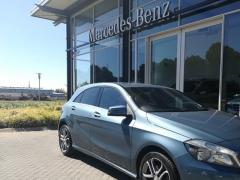 Mercedes-Benz A 200 CDI automatic