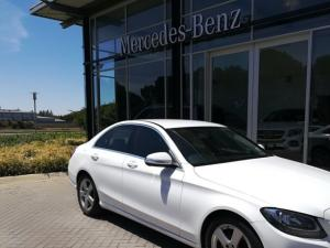 2015 Mercedes-Benz C180 Avantgarde automatic