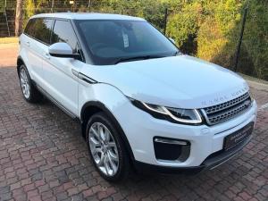 2018 Land Rover Evoque 2.0 TD4 SE