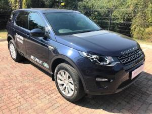Land Rover Discovery Sport 2.0i4 D SE - Image 1
