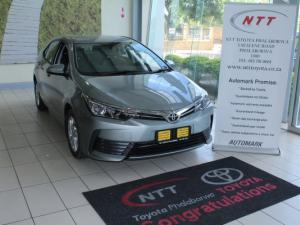 2017 Toyota Corolla 1.3 Prestige
