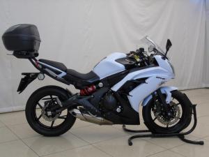 Kawasaki ER 650F - Image 2