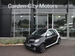 Smart Forfour Passion + Urban Style