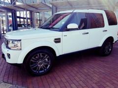 Land Rover Discovery 4 3.0 SD V6 Graphite