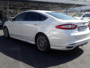 Ford Fusion 2.0TDCi Titanium - Image 6