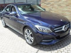 Mercedes-Benz C250 Bluetec Avantgarde automatic