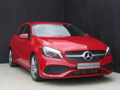 Mercedes-Benz A 200 AMG automatic