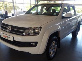 Volkswagen Amarok 2.0TDi Trendline 103KW 4MOT D/C