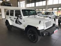 Jeep Wrangler Sahara 3.6L V6 automatic 2-Door