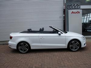 Audi A3 2.0T FSI Stronic Cabriolet - Image 4