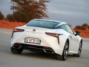 Lexus LC 500 Coupe - Image 9