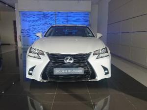 Lexus GS 200T/300 EX - Image 2