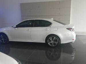 Lexus GS 200T/300 EX - Image 7