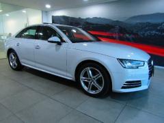 Audi A4 2.0T FSI Design Stronic