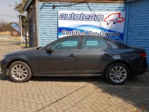 Audi A4 2.0T FSI Stronic - Image 1
