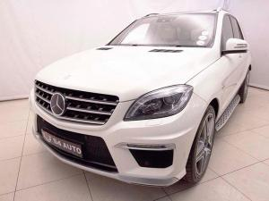 Mercedes-Benz ML 63 AMG - Image 2
