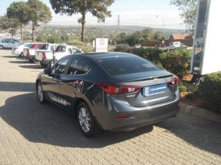 Mazda MAZDA3 1.6 Dynamic automatic