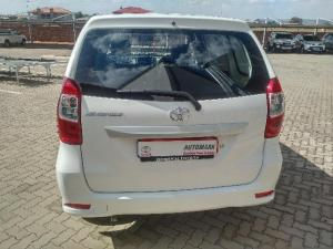 Toyota Avanza 1.3 S panel van - Image 13