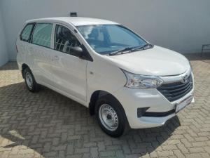 Toyota Avanza 1.3 S panel van - Image 9