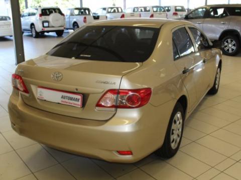 Image Toyota Corolla 1.3 Impact
