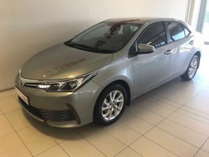 Toyota Corolla 1.4D Prestige for R 279,900