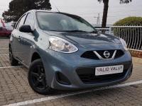 Nissan Micra 1.2 Visia+ Audio 5-Door