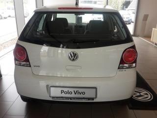 Volkswagen Polo Vivo GP 1.4 Trendline 5-Door