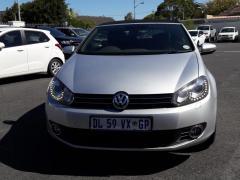 Volkswagen Cape Town Golf cabriolet 1.4TSI Comfortline auto