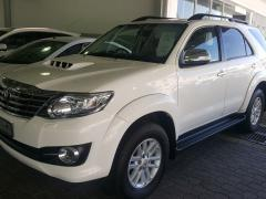 Toyota Cape Town Fortuner 3.0D-4D
