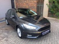 Ford Focus 1.0 Ecoboost Trend automatic