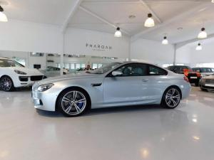 2013 BMW M6 M6 coupe