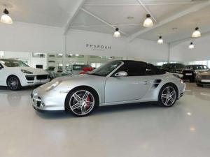 Porsche 911 turbo cabriolet tiptronic - Image 1