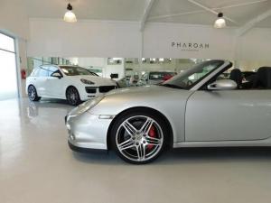 Porsche 911 turbo cabriolet tiptronic - Image 3
