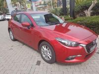 Mazda MAZDA3 1.6 Dynamic 5-Door automatic