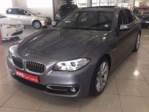 BMW 520D automatic Luxury Line - Image 1
