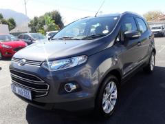 Ford Cape Town EcoSport 1.5 Titanium auto