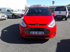 Ford Cape Town B-Max 1.0T Titanium