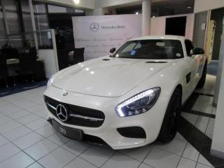 Mercedes-Benz AMG GT 4.0 V8 Coupe