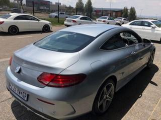 Mercedes-Benz C200 AMG Coupe