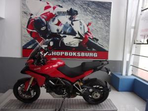 Ducati Multistrada 1200 Enduro - Image 5