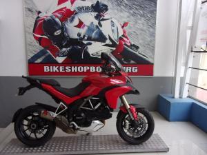 Ducati Multistrada 1200 Enduro - Image 7